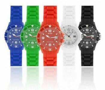 Unisex Jellice Silicone Watch