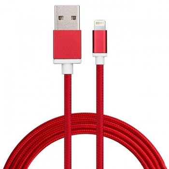 1.5m iPhone 6S 6+5S 5C SE Nylon Braided USB Cable