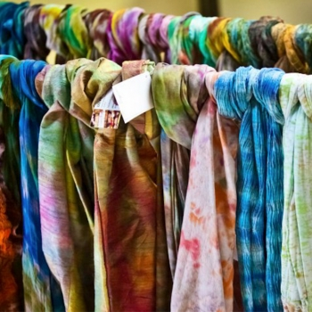 10 Assorted Scarves