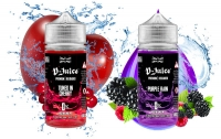 2 X 100ml Vjuice. Pick Your Own