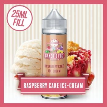 Bakers Fog Raspberry Cake Ice Cream 30ml