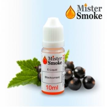 Blackcurrant  Mister Smoke eLiquid