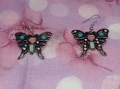 Butterfly Earrings