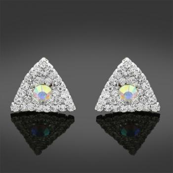 Clip On Stoneset Fashion Earrings