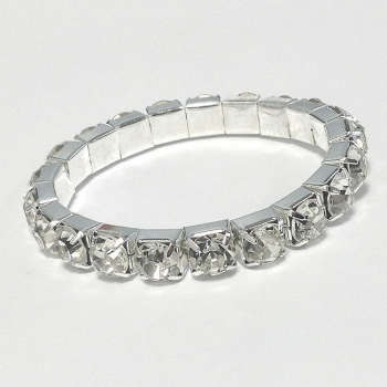 Crystal Bracelet With Swarovski