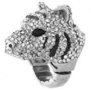 Crystal Expander Ring