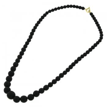 Czecholslovakian Glass Necklace