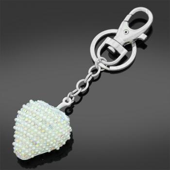 Diamanté Handbag/Keyring Charm
