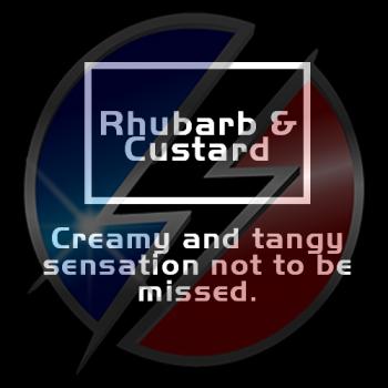Electromist - Rhubarb & Custard