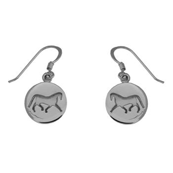 Equestrian Earrings