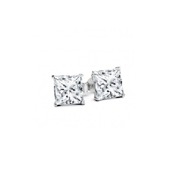 FREE 0.5ct Sterling Silver Studs