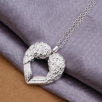 FREE Silver Heart Wings
