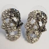 FREE Skull Earrings