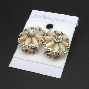 FREE Floral Earrings