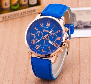 Geneva Chronograph Watch