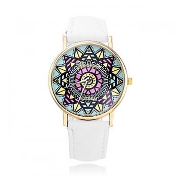 FREE Geneva Mandala Style Watch