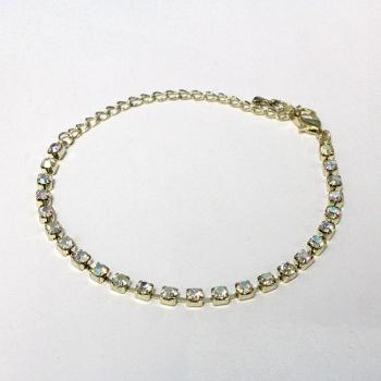 Gold Tone Fashion Bracelet