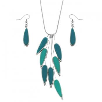 Ladies Designer Fashion Necklace Set