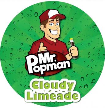 Mr Popman Cloudy Limeade 80ml