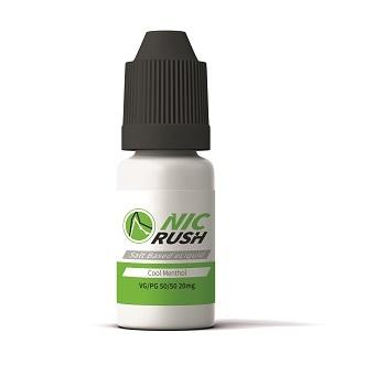 Nic Rush Menthol 10ml Nic Salt