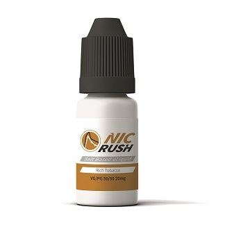 Nic Rush Tobacco 10ml Nic Salt