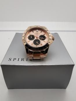 Rose Gold Spirit Watch
