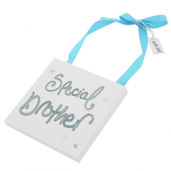 Special Brother Hanging Plaque