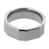 Staingless Steel Ring U