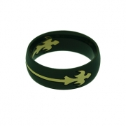 Stainless Steel Ring (W)