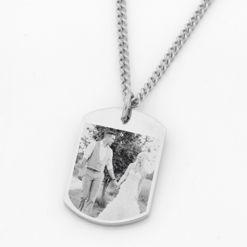 Stainless Steel Ladies Pendant