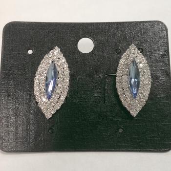 FREE Stoneset Clip On Earrings