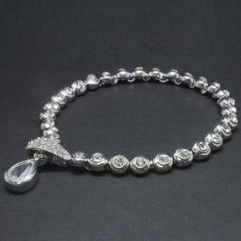 Stoneset Crystal Bracelet