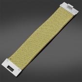 Stoneset Fashion Cuff Bracelet