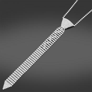 Diamante Tie.