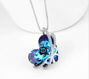 Stunning Heart Necklace