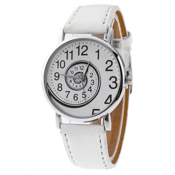 Unisex Swirl Watch