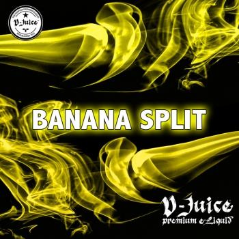 Vjuice Banana Split 100ml 80/20