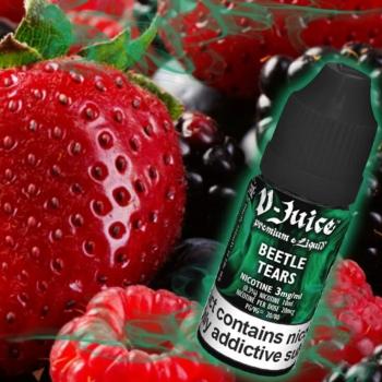 Vjuice Beetle Tears 10ml 80/20