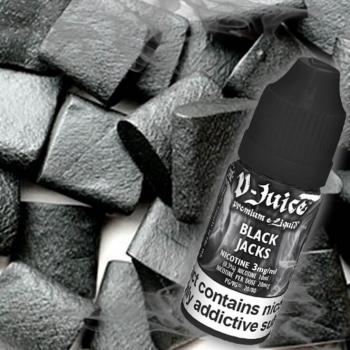 Vjuice Black Jacks 10ml 80/20
