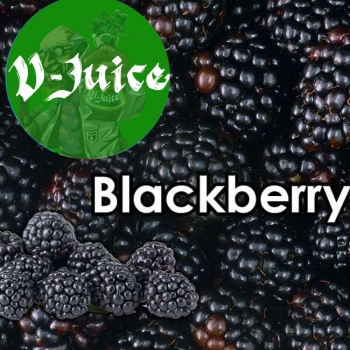 Vjuice Blackberry 10ml