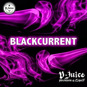 Vjuice Blackcurrant 100ml 80/20