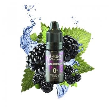 Vjuice Blackcurrant 10ml 50/50
