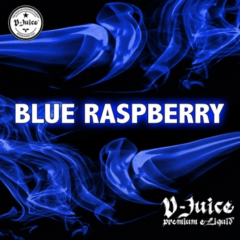 Vjuice Blue Raspberry 100ml 80/20