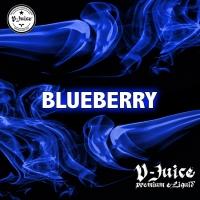 Vjuice Blueberry 50ml 80/20