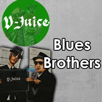 Vjuice Blues Brothers 10ml
