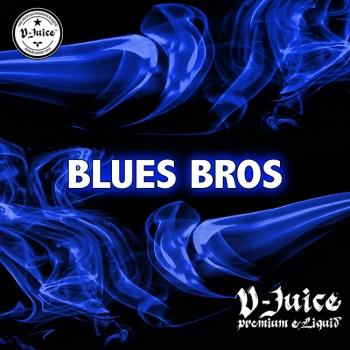 Vjuice Blues Bros 100ml 80/20