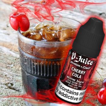 Vjuice Cherry Cola 10ml 80/20
