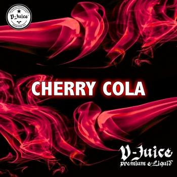 Vjuice Cherry Cola 100ml 80/20