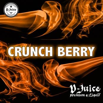 Vjuice Crunch Berry 100ml 80/20