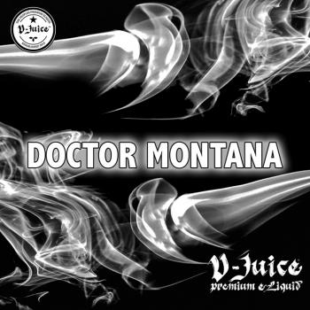 Vjuice Doctor Montana 10ml 80/20